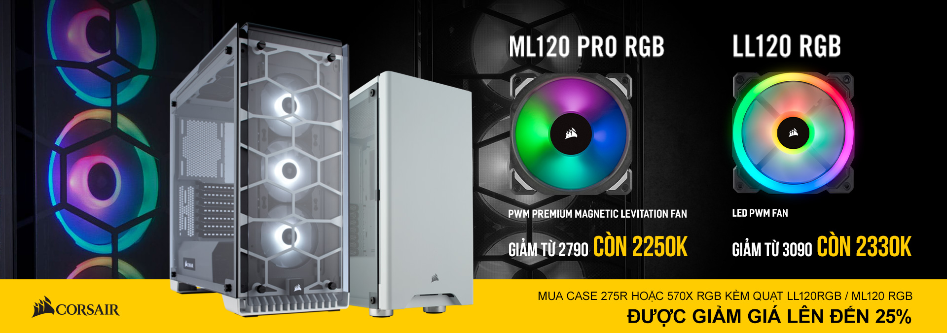CORSAIR SALE OFF 25%