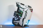 [Case modding] Antec Torque White build - METAL