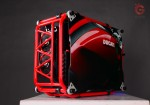 [Case modding] Inwin D-Frame Limited Edition - DUCATI