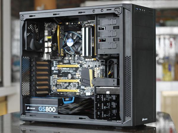 Bí quyết đi dây trong vỏ case PC sao cho đẹp và gọn gàng