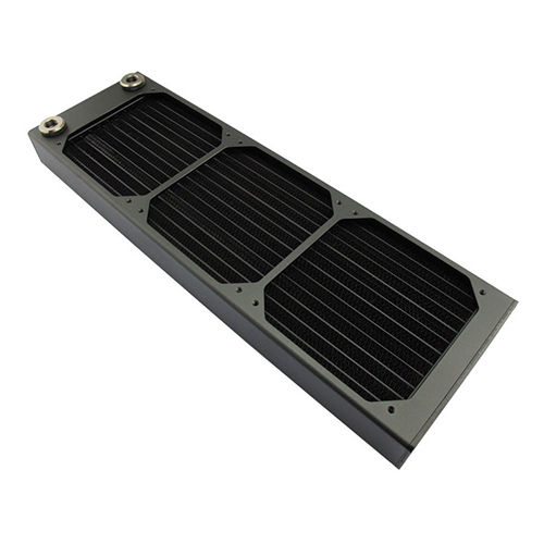 Radiator XSPC AX360 Triple Fan Radiator (Black)