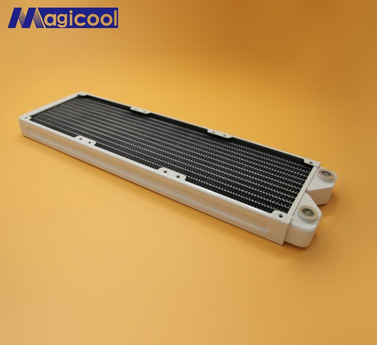 Magicool 360 G2 Slim Radiator (White)