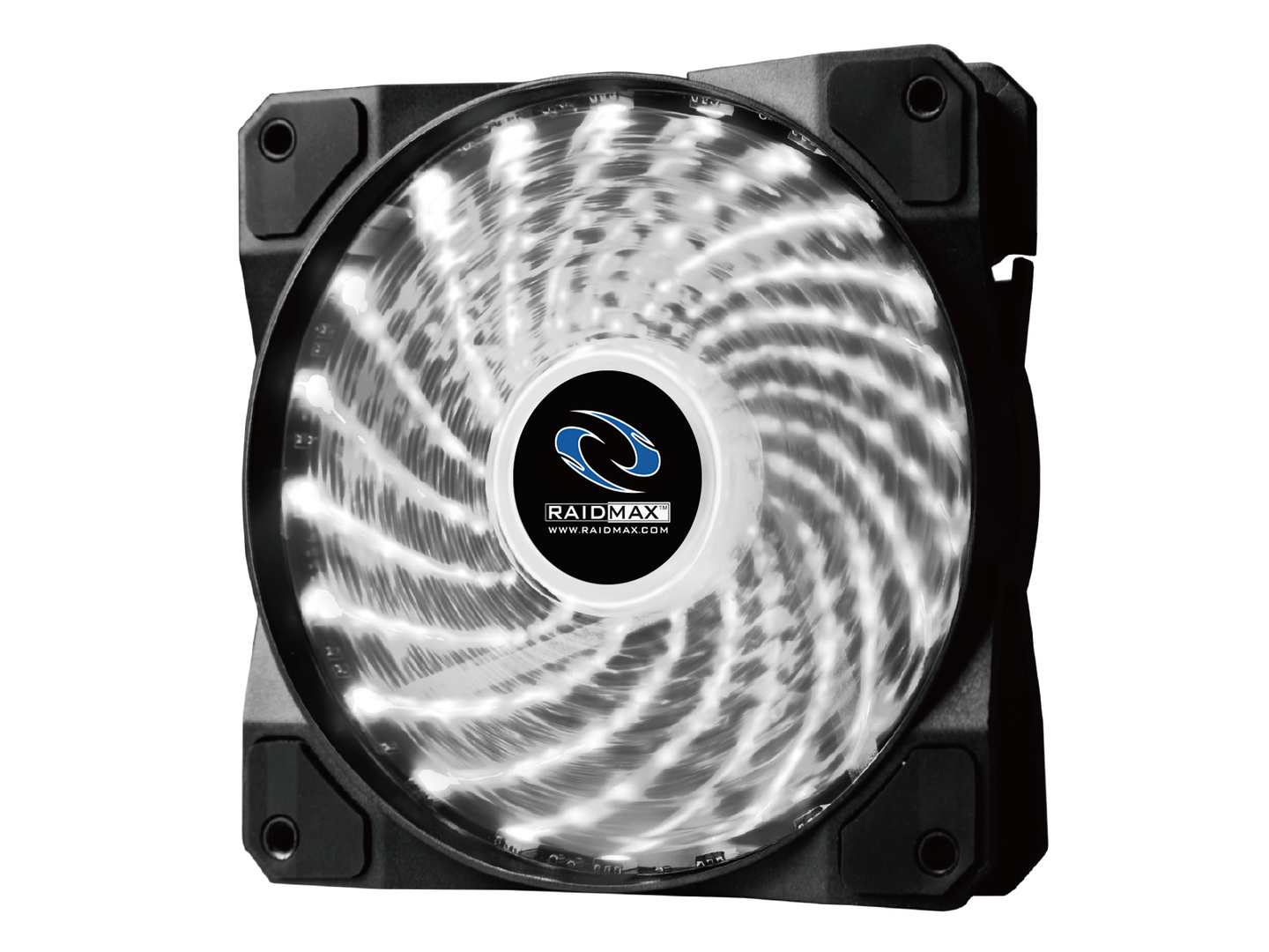 FAN CASE RAIDMAX NV-A120R3 - SET 3 FAN RGB