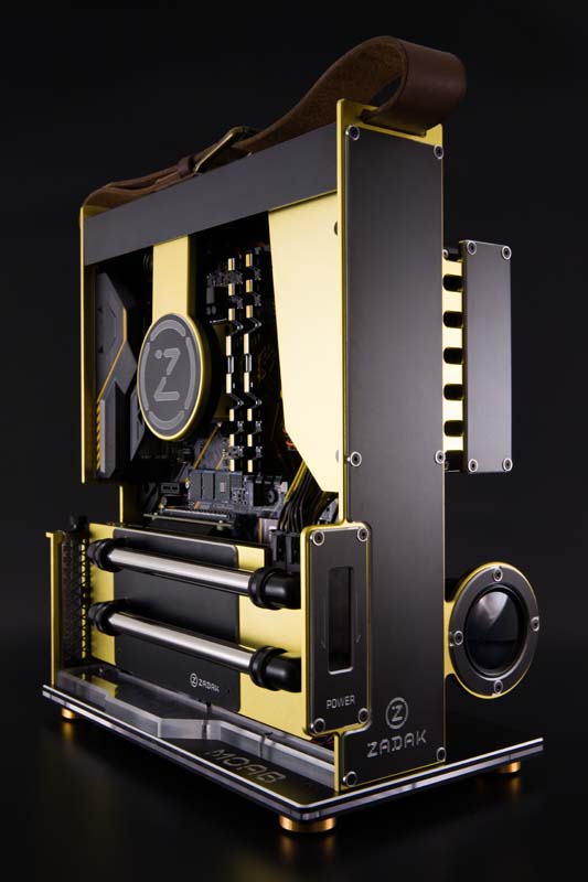 ZADAK PC gaming MOAB Gold (Limited)