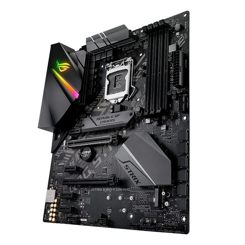 Mainboard ASUS ROG STRIX B360-F GAMING