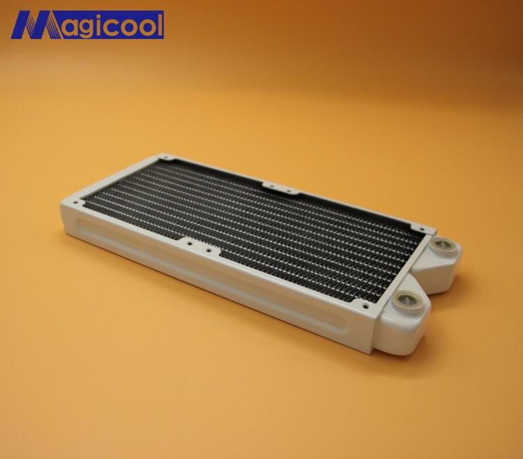 Magicool 240 G2 Slim Radiator (White)