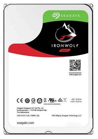 HDD Seagate IRONWOLF NAS 2TB/5900,Sata3,64MB Cache (ST2000VN004).