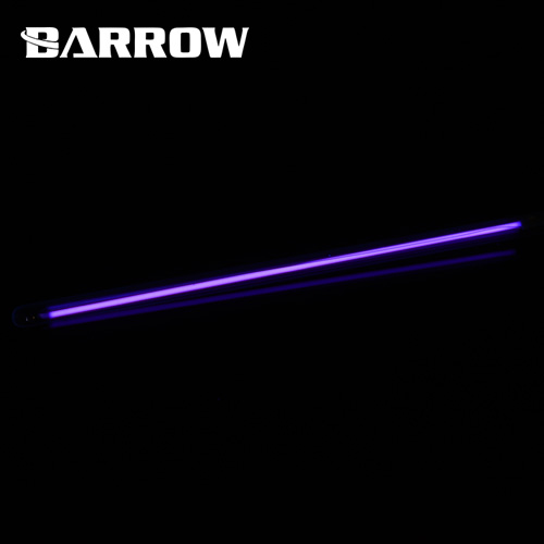 Fitting Barrow stop Led T 155mm (UV/White)