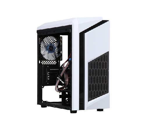 Case SAMA E-Sport F2 White - Black.