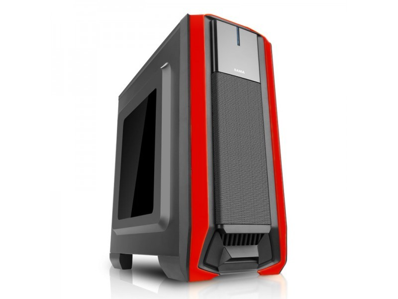 Case Sama JAVAN 4 Red- Black.