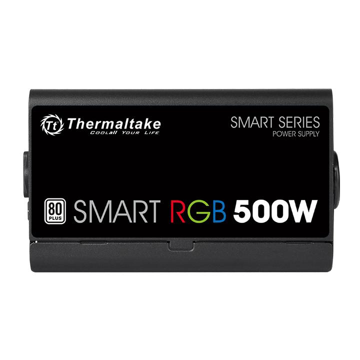 Nguồn Thermaltake Smart RGB 500W WHITE PLUS