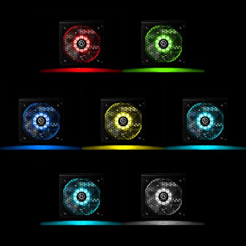 Nguồn Thermaltake Smart RGB 700W WHITE PLUS