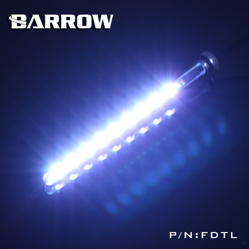 Fitting Barrow stop Led RGB 155mm