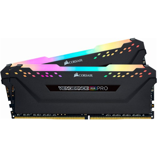 RAM Corsair Vengeance PRO RGB (2x8) 16GB Bus 3600 C18