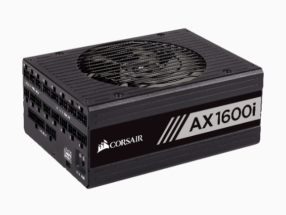 PSU CORSAIR AX1600i - 80 Plus Titanium - Corsair Link- Full Modul
