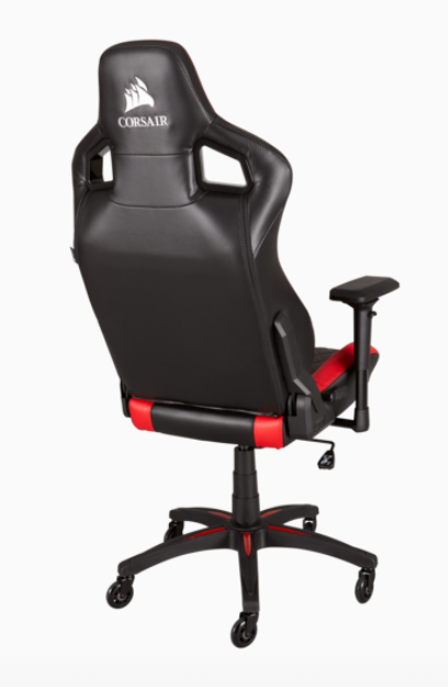 Ghế Chơi Game Corsair Gaming Chair T1 Race Black/Red