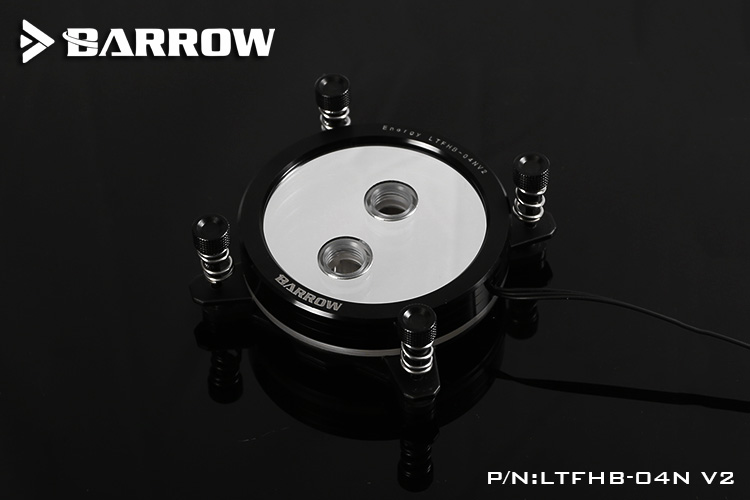 Block CPU Barrow Intel 115x Mirror RGB