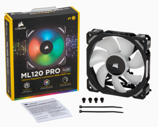 FAN Corsair ML120 RGB Single