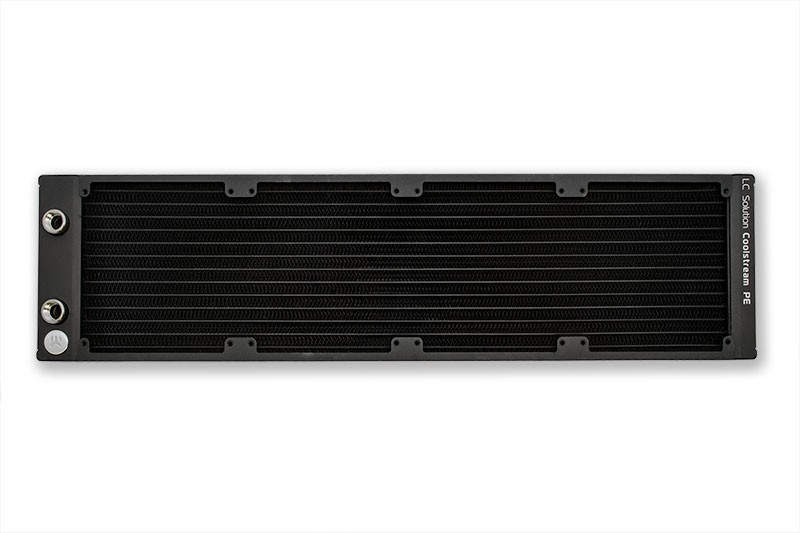 Radiator EK-CoolStream PE 480 (Quad)