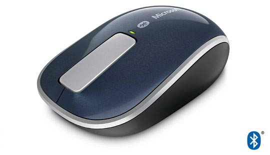 Chuột Microsoft Sculpt Touch Mouse - Bluetooth