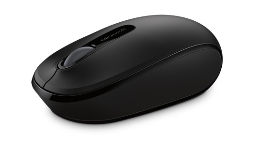 Chuột Microsoft Wireless Mobile Mouse 1850 Black
