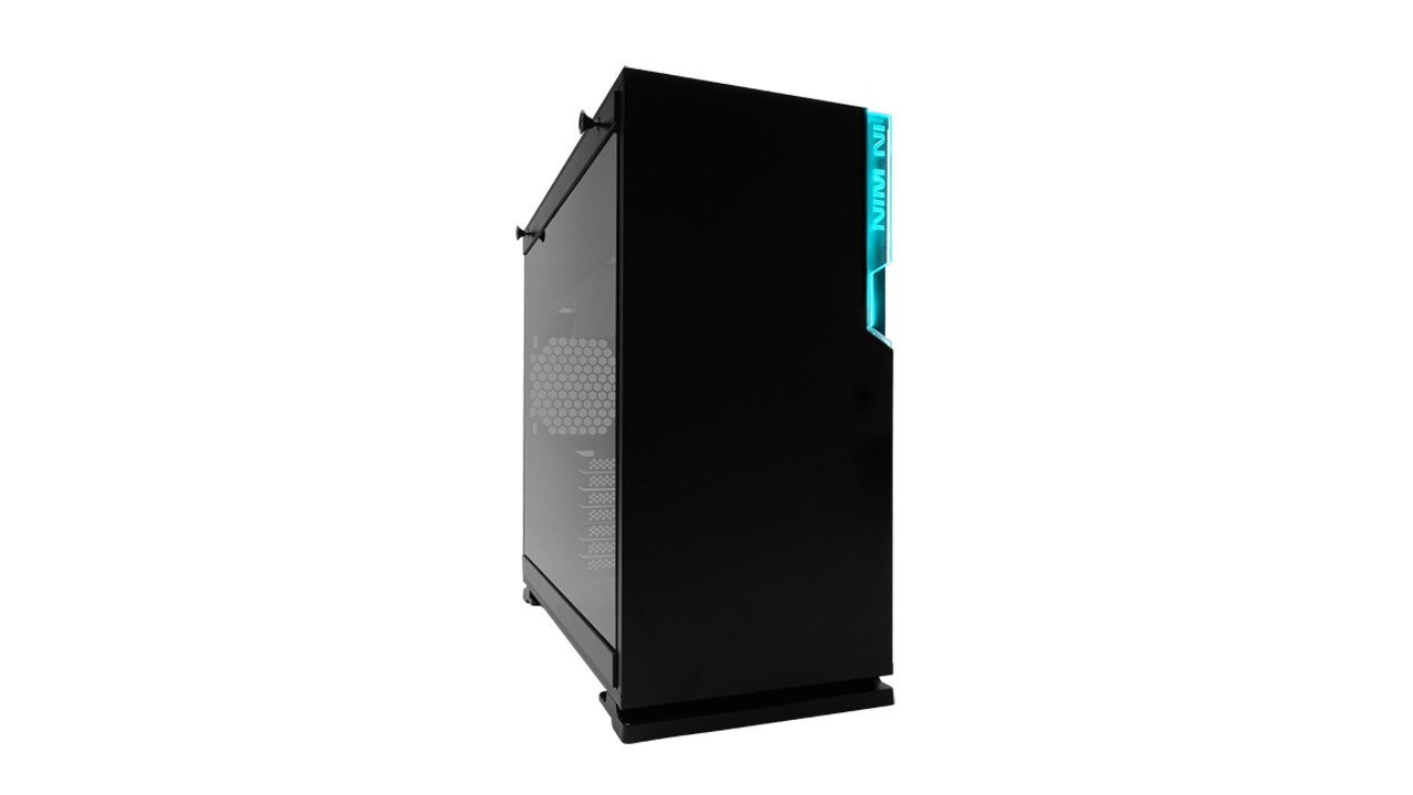Vỏ case InWin 101C Black RGB - Full Side Tempered Glass
