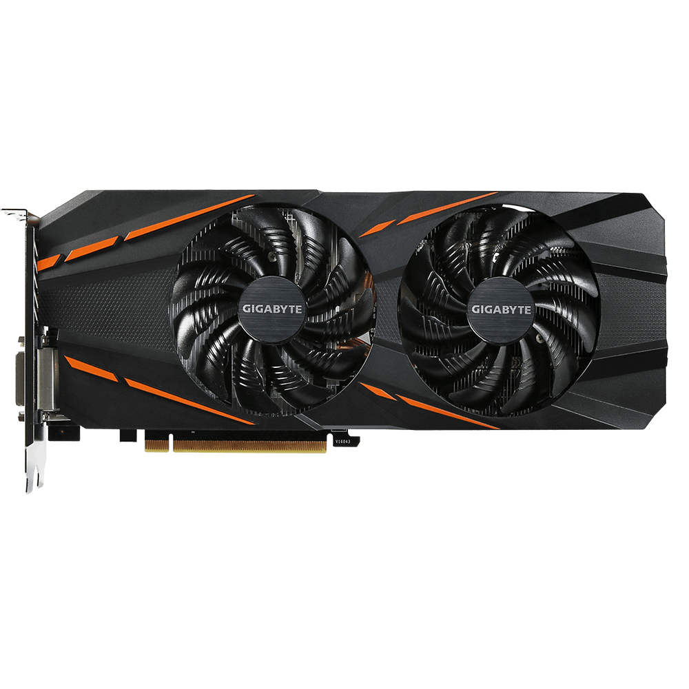 VGA GIGABYTE GeForce® GTX 1060 G1 Gaming 3G