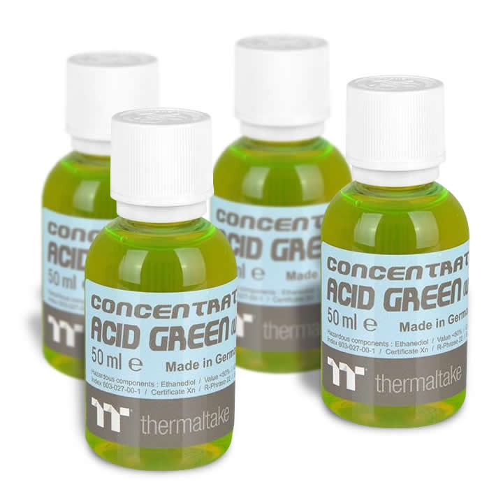 Coolant Tt Premium Concentrate 50ml UV Green