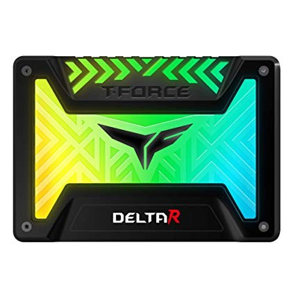 "SSD Team DELTA RGB 500G  2.5"" 500GB"