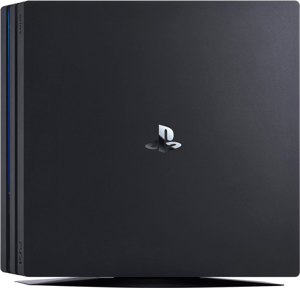 Máy chơi game Sony Playstation PS4 PRO Black-1TB