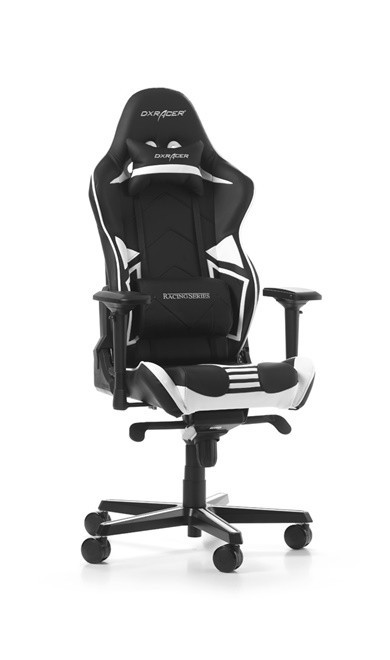 Ghế chơi game DXRACER Racing Pro GC-R131-NW-V2