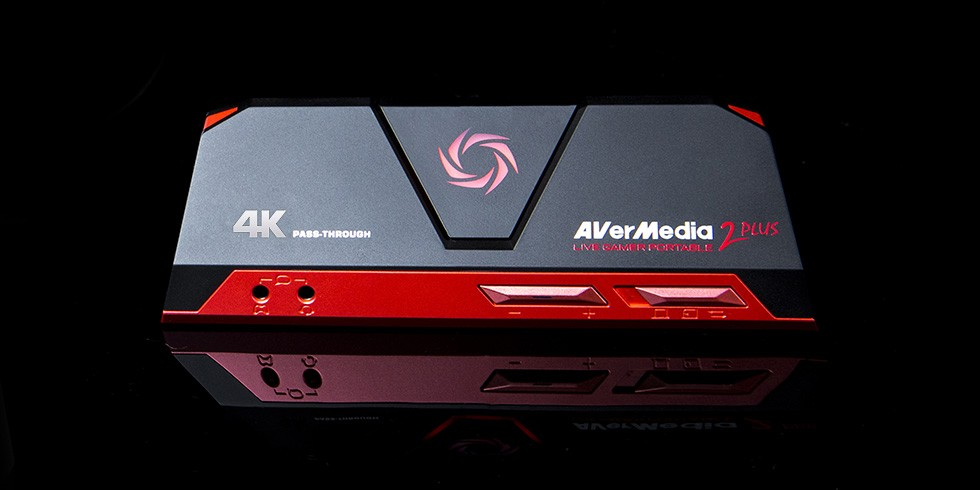 Capture card Avermedia Live Gamer Portable 2 Plus