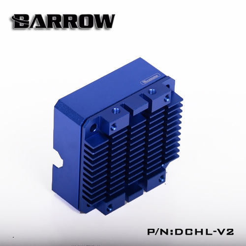Backcover Barrow for DDC (Blue)