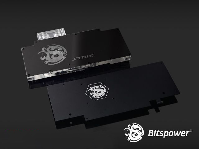 Block VGA Bitspower GTX1080 ASUS STRIX (Limited)