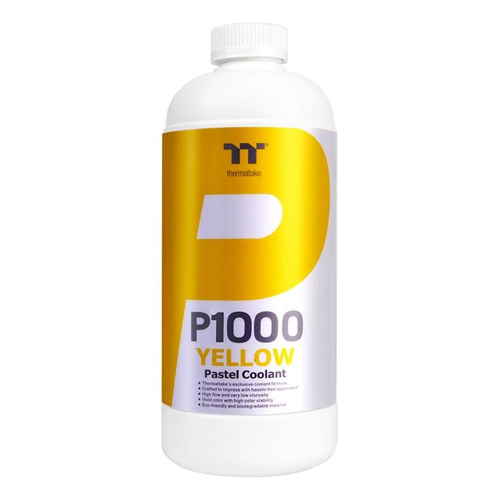 Coolant Thermaltake P1000 Pastel – Yellow