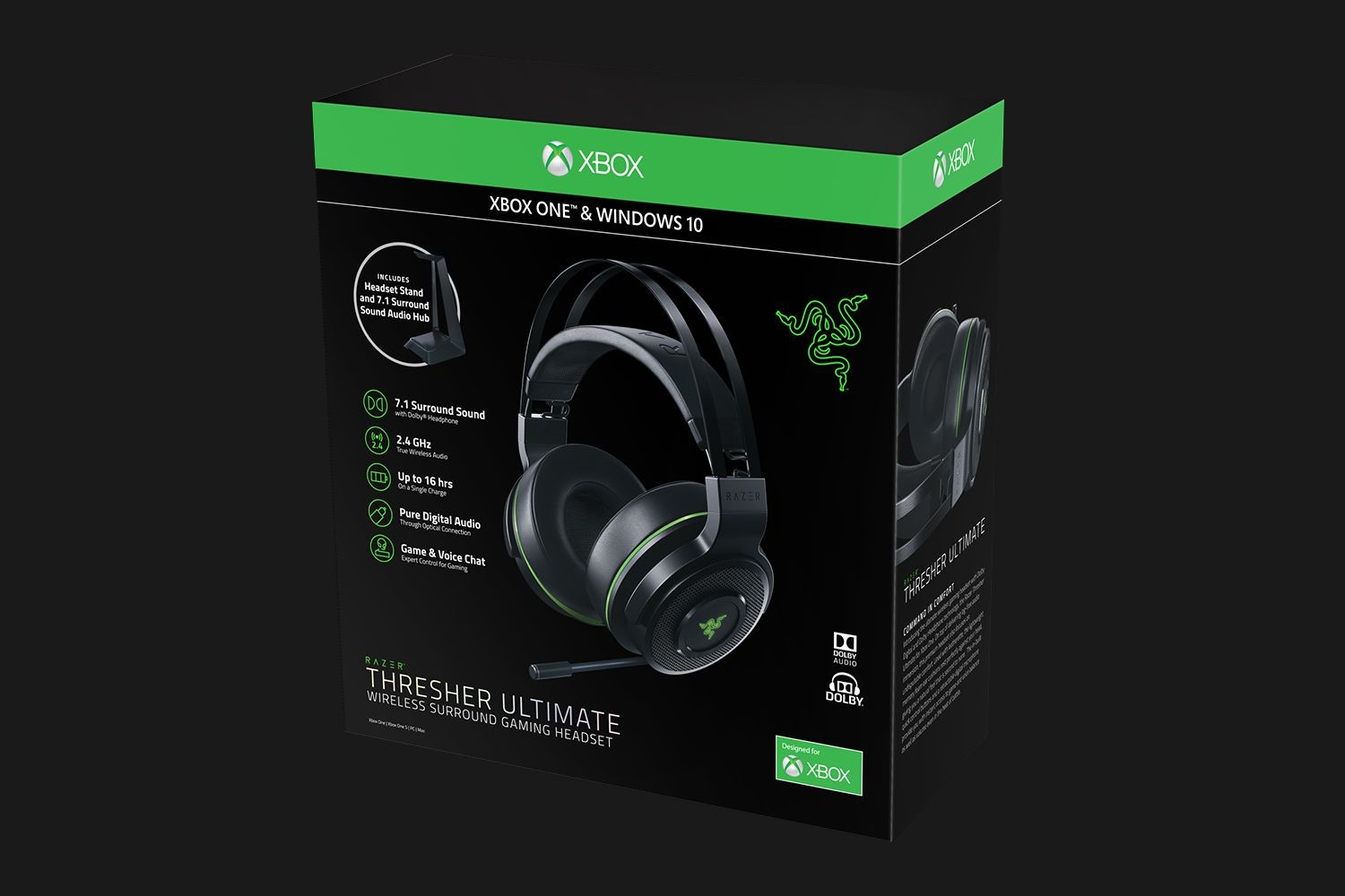 Tai nghe Razer Thresher Ultimate for Xbox One