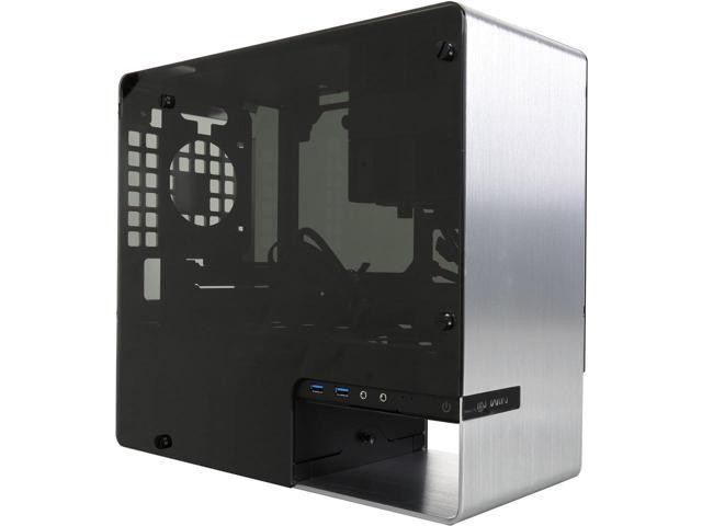Vỏ case InWin 901 Aluminium & Tempered Glass
