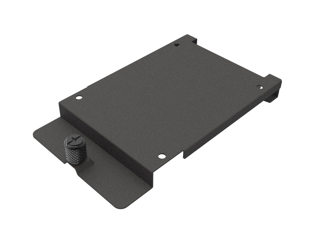 Tray Cooler Master Vertical SSD - Black