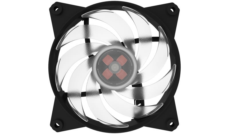 Fan case Cooler Master MFP120 AB RGB 3in1 with controller