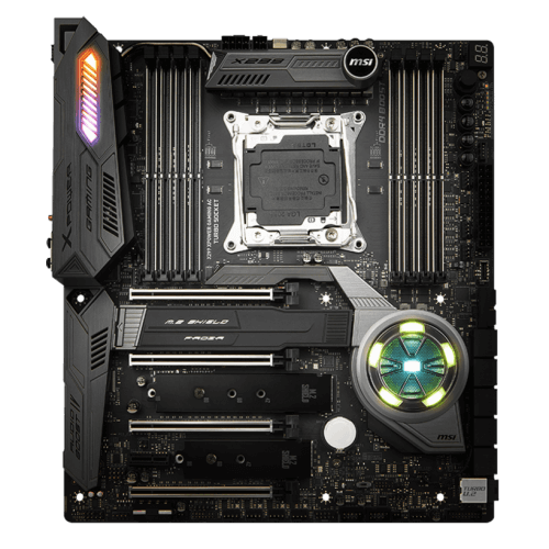 Mainboard MSI X299 XPOWER GAMING AC