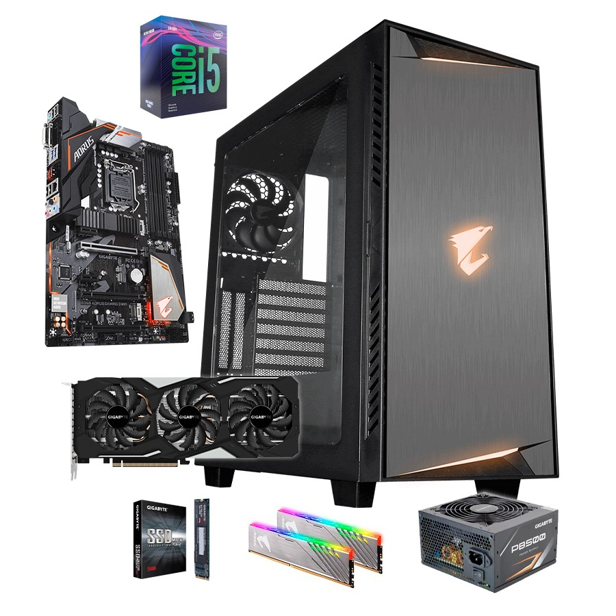 Bộ PC Gaming Gland Legendary AORUS