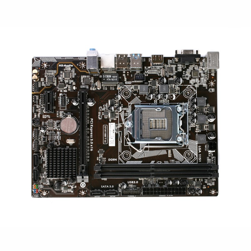 Mainboard COLORFUL C.H110M-T plus V20