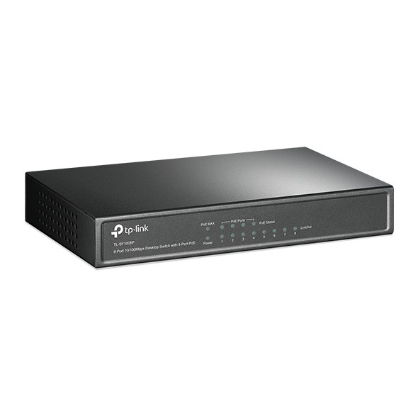 Switch TP-Link POE TL-SF1008P