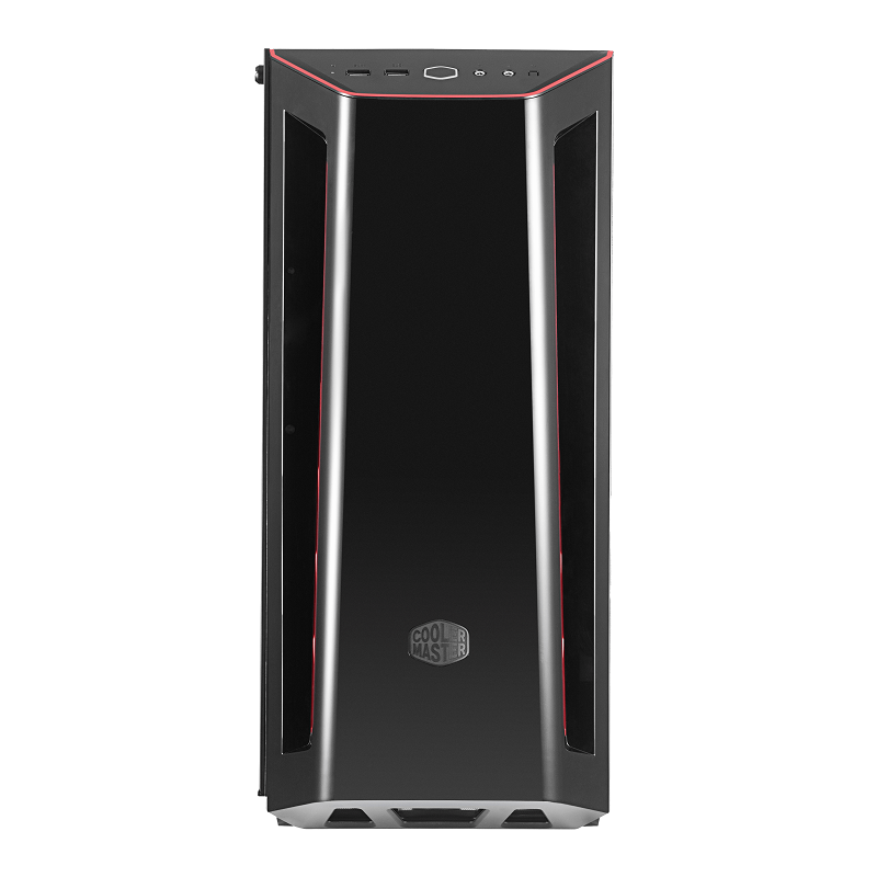Vỏ case Coolermaster MASTERBOX MB520 TG - Red