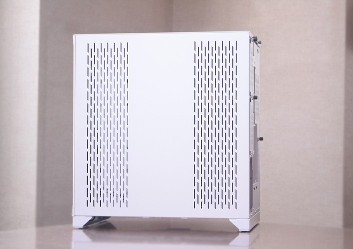Vỏ case Lian Li PC-O11 Dynamic XL ROG Certified ( White )
