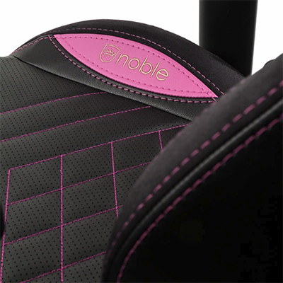 Ghế game Noblechairs EPIC Series Black/Pink