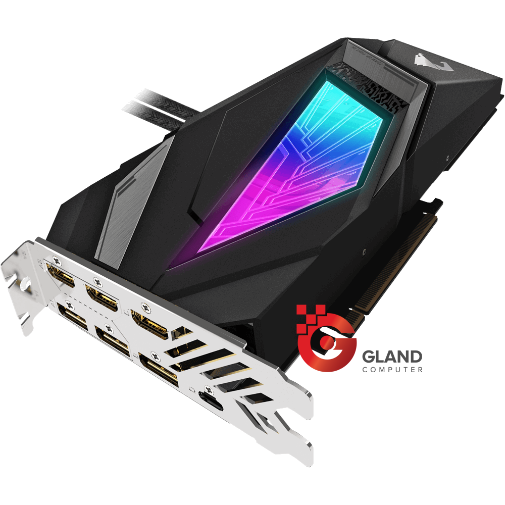 VGA GIGABYTE AORUS GeForce RTX 2080 SUPER WATERFORCE 8G