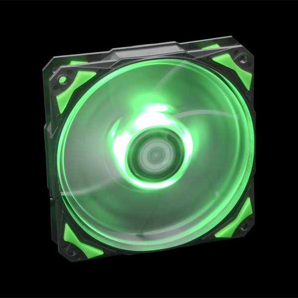 Fan Case ID-Cooling PL 12025 -Green