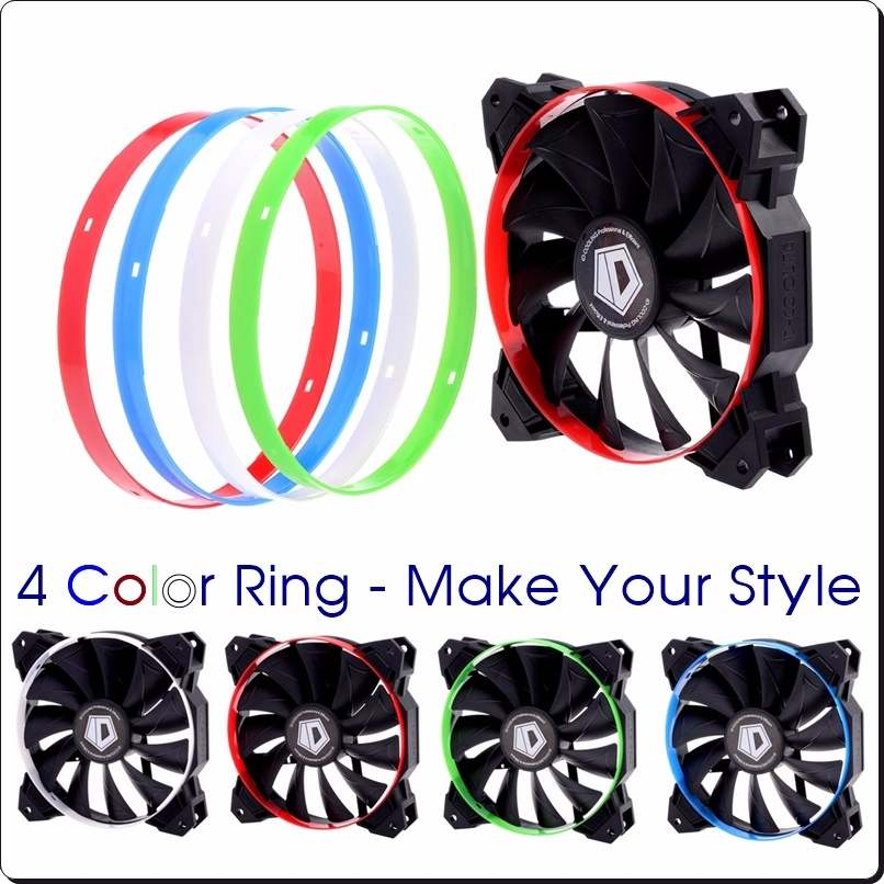 Fan Case ID Cooling SF-12025 PWM