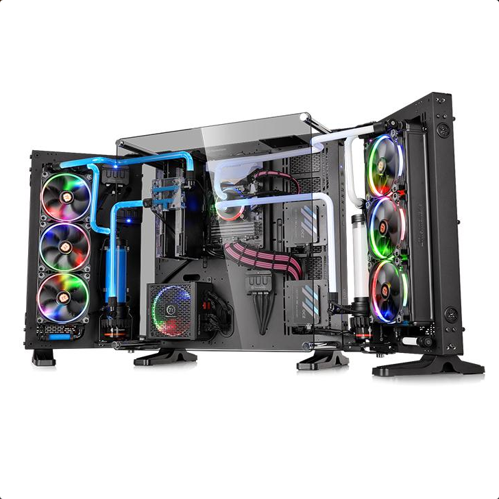 Vỏ case Thermaltake Core P7 Tempered Glass Edition Full Tower Chassis